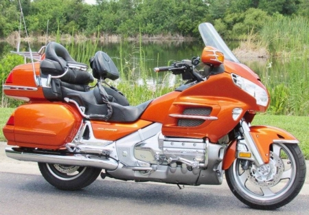 2002 Honda Gold Wing GL 1800 - Bike, 1800, Honda, GL, Wing, Gold