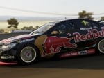 red bull holden commodore