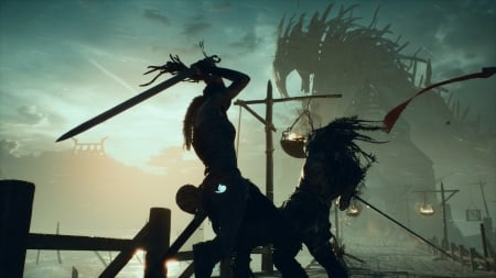 Hellblade senuas sacrifice other video games background wallpapers on desktop nexus image - Sacrifice wallpaper ...