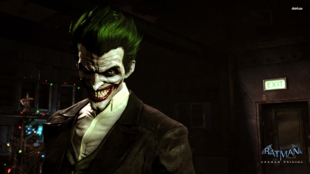 batman arkham origins - origins, batman, arkham, joker