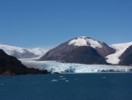 Amalia Glacier in Chile