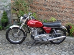 Norton Commando 850 MKII a
