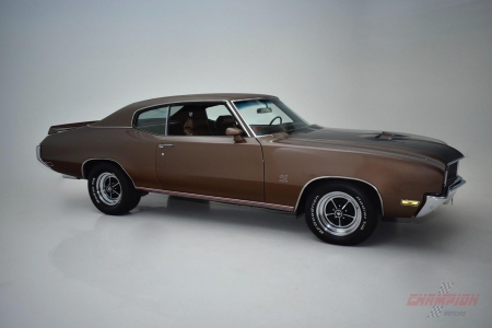 1970 Buick GS 455 - Old-Timer, GS, Buick, Car, 455, Muscle