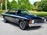 1972 Chevrolet Chevelle Heavy Chevy 4-Speed 350 V8