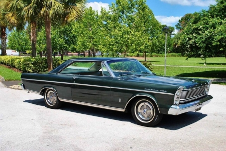 1965 Ford Galaxie 500 Hardtop 352 V8 - Ford, V8, Muscle, Galaxie, 352, Hardtop, Old-Timer, 500, Car