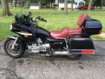 1986 Honda GL1200 Gold Wing Interstate