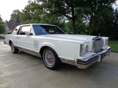 1981 Lincoln Continental Mark VI - Old-Timer, Car, Mark VI, Continental, Lincoln