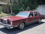 1982 Lincoln Continental Mark VI Signature Series