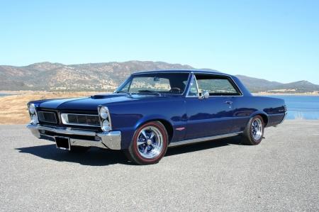 1965 Pontiac Gto Pontiac Cars Background Wallpapers On Desktop