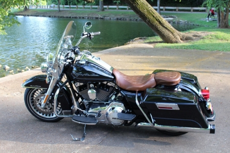 2013 Harley Davidson Road King - Bike, Harley Davidson, Road, King