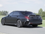 2015 Mansory Mercedes-Benz S63 AMG Sedan Black Edition