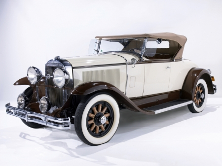 Buick Series 40 Sport Roadster 1930 - Old-Timer, Sport, Buick, Series, Car, 40, Roadster