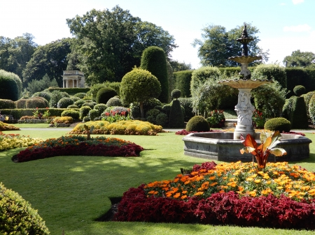 Brodsworth Hall Gardens