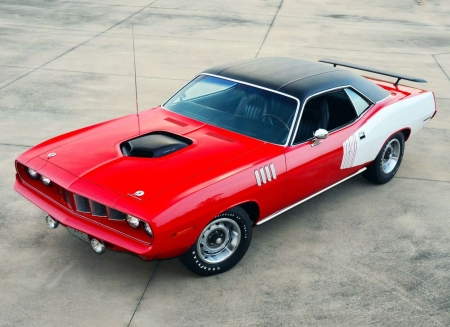 1971 Plymouth Hemi Cuda Plymouth Cars Background Wallpapers On