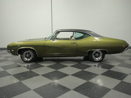 1969 Buick GS 400 - Old-Timer, GS, Buick, Car, Muscle, 400