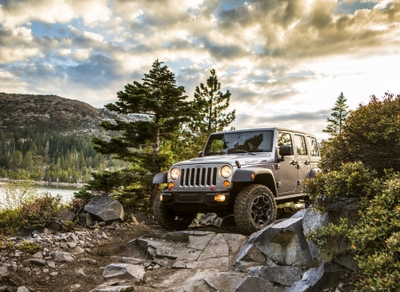 jeep wrangler unlimited rubicon - rubicon, unlimited, jeep, wrangler