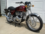 1973 Norton 850 MK1 Commando Roadster