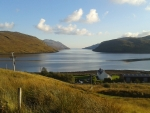 Loch Seaforth - Isle of Harris - Outer Hebrides - Scotland
