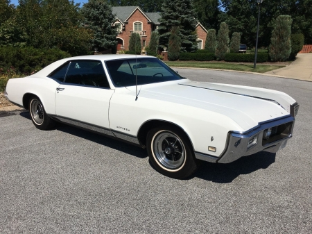 1968 Buick Riviera - Old-Timer, Riviera, Buick, Car
