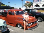 Hot Rod Cowgirl . .