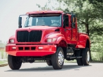 2005 International CXT 4x4 Supertruck