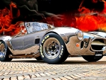 Flamin' Shelby Cobra 427
