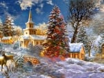 The Stillness of Christmas F2C
