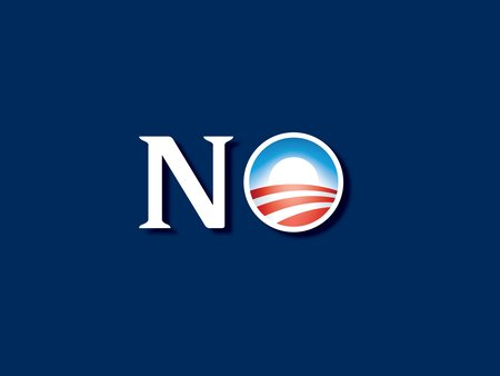 Just Say NO to Barack Obama (Nobama) - no obama, nobama, sour grapes, john mccain, anti obama, anti barack obama, obama, anti-obama, barack obama, no barack obama