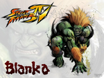 SFIV Blanka Classic Fighter