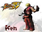 SFIV Ken Classic Fighter