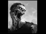 SCREAMING ZOMBIE