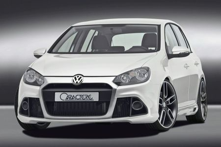 Volkswagen Golf MkVI Body Kit by Caractere  - vw, golf, car, r32, tuning, gti