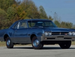 1966 Oldsmobile 442 F85 Club Coupe