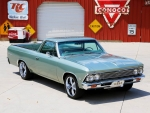 1966 Chevy El Camino 400 Small Block
