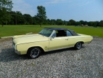 1964 Oldsmobile Cutlass F-85 Convertible 330 V8 Automatic