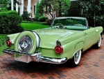1956 Ford Thunderbird Convertible 312 V8