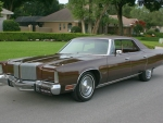 1976 Chrysler New Yorker Brougham