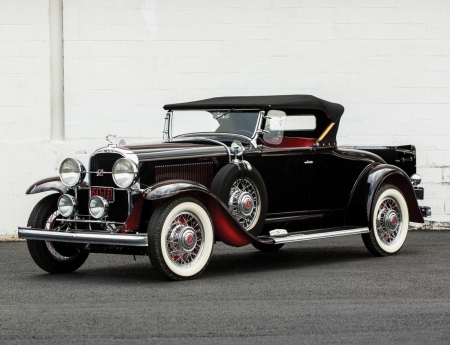 1931 Buick Series 90 Sport Roadster - Old-Timer, Sport, Buick, Car, Series 90, Roadster