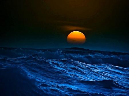 mystic moon - Oceans & Nature Background Wallpapers on Desktop Nexus