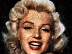 Marilyn Monroe - Photomosaic