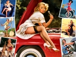 Roadside Attractions - Pinup Girls F1