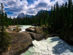 Natural Bridge Near Field, British Columbia