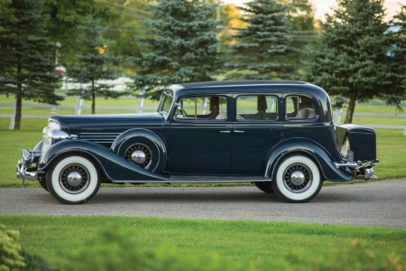1935 Buick Series 60 Sedan - Series 60, Old-Timer, Sedan, Buick, Car