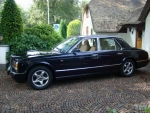 1999 Bentley Arnage 4.5 V8 Green label