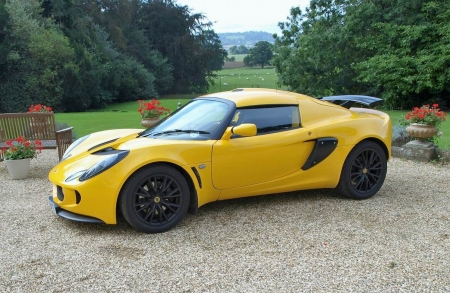 2004 Lotus Exige S2 - Lotus, Car, Exige, S2, Sports, Young-Timer