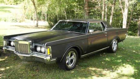 1971 Lincoln Continental Mark III - Old-Timer, Car, Continental, Lincoln, Mark III