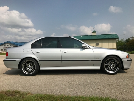 2001 BMW M5 - BMW, Car, Luxury, M5, Young-Timer