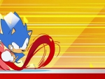 Sonic super peel out