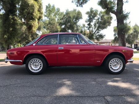 1974 Alfa Romeo 2000 GTV - Old-Timer, Red, Car, Alfa Romeo, 2000, GTV