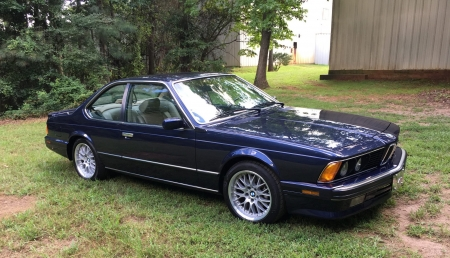 1988 BMW M635CSi - BMW, Old-Timer, Car, Luxury, M635CSi